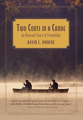 Two Coots in a Canoe By Morine, David E.
